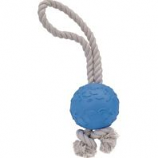 Coastal Pet Products -Profit Foam Rope Ball - Blue - 13 Inch