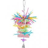 Prevue Pet Products - Prevue Miami Frost Bird Toy - Assorted - Medium