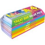 Talisker Bay Int'L -Likit Treat Bar Value - Assorted - 4 Pk/9