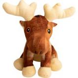 Snugarooz - Snugz Marty The Moose - Brown - 6 Inch