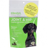 Tomlyn Products - Joint And Hip Chews For Small Dogs - Chicken - 30 Count