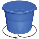 Allied Precision - Heated Bucket - Blue - 16 Gallon