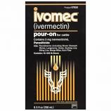 Merial - Wormer Ivomec Pouron - 250 ml