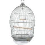 Prevue Pet Products - Prevue Sonata Bird Cage - Gray - 19 In X 30 In