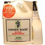 Straight Arrow Products - Cowboy Magic Super Bodyshine - Gallon