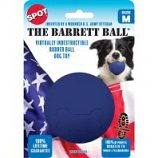 Ethical Dog -Barrett Ball - Blue - Medium/4 Inch
