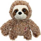 Ethical Dog -Fun Sloth Plush - Assorted - 7 Inch