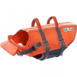 Petstages - Granby Life Jacket With Dual Rescue Handles - Orange - Small
