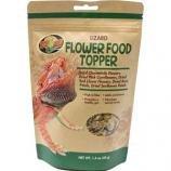 Zoo Med -Lizard Flower Food Topper -1.4 Oz