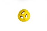 """WO - Ball - Yellow - 2.8"""" Diameter"""