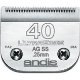 Andis Company Equine - Ultraedge Blade - 40Ss  .25Mm