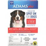 Farnam Pet - Adams Plus Flea & Tick Spot On Dog - XLarge/3 Month