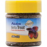 Aqueon Products-Supplies - Betta Treat Food - Brown - .175 Ounce