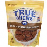 Tyson Pet Products - True Chews Beef & Prime Rib Recipe - Steak - 10 Ounce