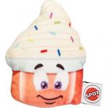 Ethical Dog - Fun Food Frozen Yogurt Plush Toy