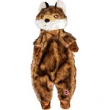 Ethical Dog - Plush Furzz Fox - Brown - 13.5 In