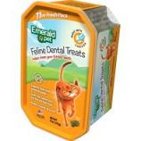 Emerald Pet Products - Cat Dental Treat Tub - Chicken - 11 Oz