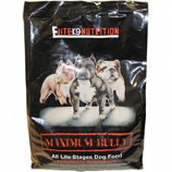 Replenish Pet - Maximum Bully Dry Dog Food - 5 Lb
