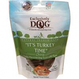 Exclusively Pet - It'S Turkey Time Chewy Treats - Turkey - 7 Ounce