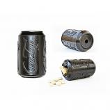 SodaPup - SP Magnum Can Toy - Medium - Black