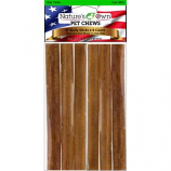 Best Buy Bones - Nature'S Own Usa Low Odor Bully Sticks Dog Chew - Beef - 6 Inch / 6 Pack