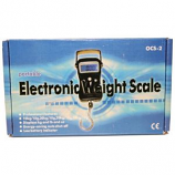 Agri-Pro Enterprises Of - Digital Hanging Scale - Blk- 110Lb