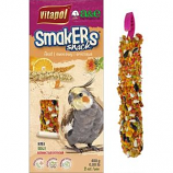 A&E Cage Company - A&E Treat Stick Cockatiel Twin Pack - Fruit - 2 Pack