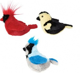 Ethical Cat - Songbird With Catnip - Assorted - 5 Inch