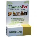 Tomlyn - Dog Homeopet Wrm Clear
