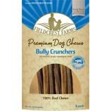 Fieldcrest Farms -Bully Crunchers 100% Beef Chews - Beef - 6In/6Pk