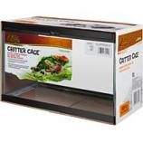 Aqueon Products - Glass - Critter Cage - Black - 5.5 Gallon