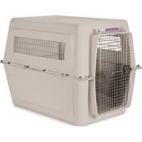 Petmate - Carriers - Ultra Vari Kennel - Bleached Linen - 48 Inch / Giant