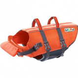 Petstages - Granby Life Jacket With Dual Rescue Handles - Orange - Large