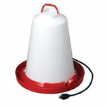 Allied Precision - Heated Chicken Waterer - 3 Gallon