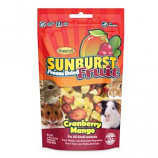 Higgins Premium Pet Foods - Sunburst Freeze Dried Fruits For Small Animals - .5  oz