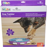 Petstages -Dog Twister Puzzle Dogs Need A Challenge Level 3 - Purple