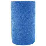 3M - Vetrap Bandaging Tape - Blue - 4 Inch x 5 Yard