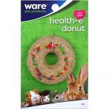 Ware Manufacturing - Bird / Small Animal - Critter Ware Health-E-Donut - Natural