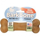 Pet Qwerks - Barkbone - Bacon- Large 6.25Inch