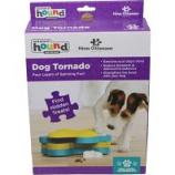 Petstages -Dog Tornado Puzzle Stimulate Mind & Senses Level 2 - Blue