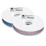 Top Performance - Printed Ribbon 50yds Chevron - Blue