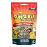 Higgins Premium Pet Foods - Sunburst Treats Fruit & Veggies Sm For Small Birds - 3 oz