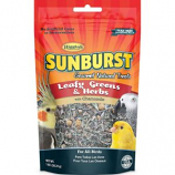 Higgins Premium Pet Foods - Sunburst Treats Leafy Greens & Herbs For All Birds - 1 oz