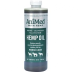 Animed - Pure Hemp Oil For Dogs Cats And Horses - 35 oz