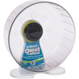Prevue Pet Products - Prevue Quiet Excercise Wheel - Gray Tint - 9.5 Inch