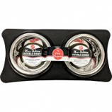 Ethical Ss Dishes -New Wave Double Diner - Black - 1 Pint