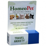 Tomlyn - Dog Homeopet Travel Anxiety