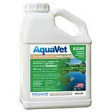 Durvet Aquavet  - Aquavet Algae Control With Stabitrol -  1 Gallon
