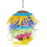 Prevue Pet Products - Prevue Barn Dance Bird Toy - Assorted - Medium