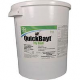 Bayer Animal Health - Quickbayt Fly Bait - 35 Pound